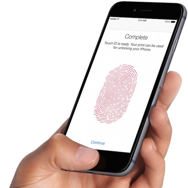 Touch ID Sensor