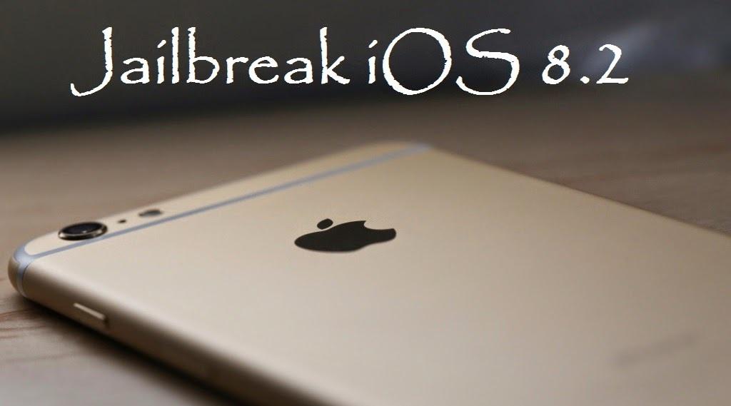 Jailbreak iOS 8.2
